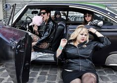 See Hunx and His Punx pictures, photo shoots, and listen online to the latest music. Female Friendship, Drama Queens, Music Film, Girl Gang, Latest Music, Pop Culture, Actors, People, Punk Art