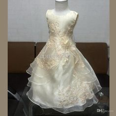 Cheap kids pageant dresses, Buy Quality pageant dresses directly from China pageant dresses for teenagers Suppliers: Wholesale 2016 Ankle Length Kids Pageant Dresses For Teenage Girls Champagne Flower Girl Dresses For weddings Kids Evening Gowns Yellow Flower Girl Dresses, Kids Flower Girl Dresses, Girls Fancy Dresses, Kids Pageant Dresses, Girls Party Dress, Cheap Dresses, Pageant Gowns, Big Size Dress, Plus Size Dresses