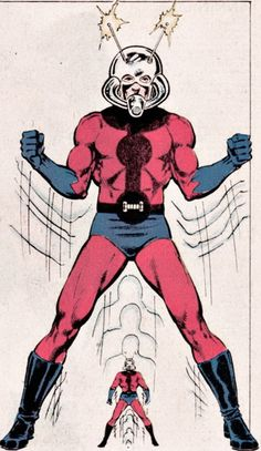 Vintage Ant-Man