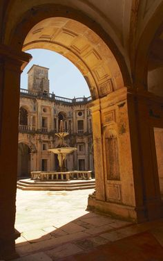 Tomar and The Knights Templar-If you have ever been curious about the mystery and legend of The Knights Templar then the town of Tomar in the Santarém District of central Portugal is for you.
