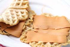 Havrevafler til frokost Norwegian Food, Norwegian Recipes, Smoothie Bowl, Chia Seeds, Healthy Recipes, Healthy Food, Snacks, Cookies, Breakfast