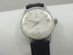 1967 OMEGA GENEVE MANUAL MEN'S WATCH WITH DATE