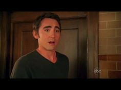 """My name is Ned. I lead a simple life, I wake pies and make the dead. That was creepy. I make pies and wake the dead."" I love Pushing Daisies, so much."