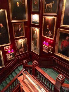 Ralph Lauren Chicago . Interior Porn . Preppy House
