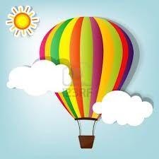 globos aerostaticos ilustraciones  Buscar con Google  Globos