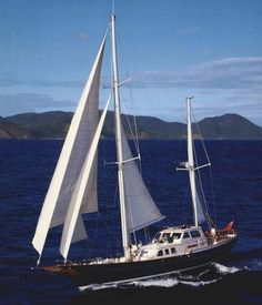 81' Palmer Johnson Pilothouse Ketch