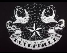 Would live this for a tattoo,  live this style sparrows and the font...and webs:)!