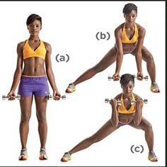 Moves for bigger hips