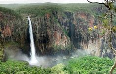 The Wallaman Falls, Australia
