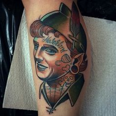 Take Me To Neverland With These Nostalgic Peter Pan Tattoos