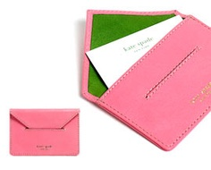 Creative business card holders are great gifts for professionals. *CC