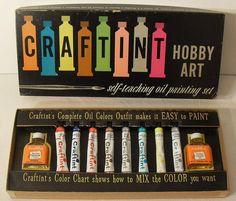 Craftint paint box, via Christian Montone