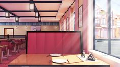 Cafe, ~ RaseL - Everything About Anime Episode Interactive Backgrounds, Episode Backgrounds, Anime Backgrounds Wallpapers, Anime Scenery Wallpaper, Scenery Background, Living Room Background, Cartoon Background, Animation Background, 2d Game Background