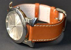 Bracelet cuir Barénia pour une Hermès