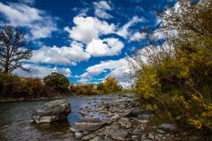 Title: Cool Waters. The Wind River in Western Wyoming.