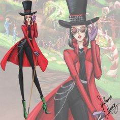 "The Tim Burton Fashion Collection by Guillermo Meraz. ""Willy Wonka"" from the movie: Charlie and the chocolate factory. Sorry for being so late!! I've travelled to Monterrey this week so... been a little busy... . Thanks to everyone in UVM Monterrey for everything! I had a great time!!! You rock guys! ;-)"