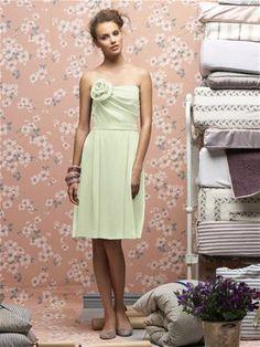 Lela Rose Bridesmaids Style LR147 in Mint #PatsysBridal #bridesmaid #wedding www.patsysbridal.com