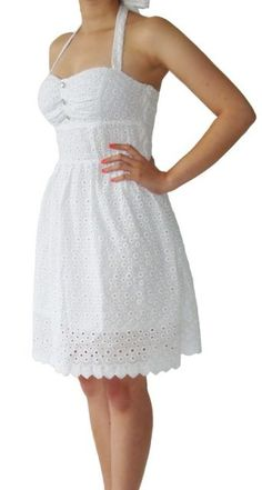 New Dress Pretty Casual Sweaters Ideas Modest Dresses, Trendy Dresses, Simple Dresses, Beautiful Dresses, Nice Dresses, Casual Dresses, Short Dresses, Dress Outfits, White Dress Summer