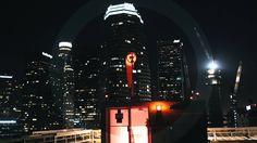 """Ein Helipad auf den Dächern von L.A. Ein Herausforderer, der die ganze Nacht nur auf dich gewartet hat. Sie nennen ihn """"The Beast"""" und das hat Gründe. Du hast keine Chance. Also nutze sie. #EscapeEverydayLife"""