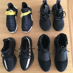 Void Nomadics Daily Streetwear Outfits Tag to be featured DM for promotional requests Tags: Adidas Human Race, Skate Wear, Photos Du, Belle Photo, Fashion Addict, Dapper, All Black Sneakers, 3 D, Cool Outfits