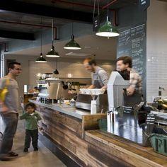 "coffee house | ""market lane"" | melbourne | by caire larritt evans."