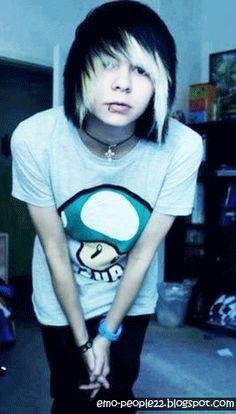 cute emo boy gif | tumblr_