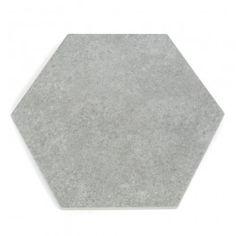 Hexatile Cement Grey