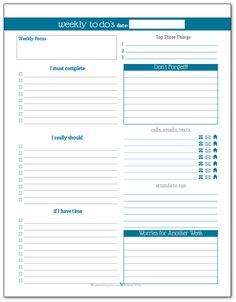 The Understated Rainbow planner printables started life as the 2016 calendars. Now you can find all of the matching planner printables in one handy spot. Planner Diario, Blog Planner, To Do Planner, Free Planner, Happy Planner, Daily Work Planner, College Planner, College Tips, Project Life Planner