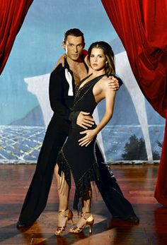 DWTS Season 1 Summer 2005 Kelly Monaco and Alec Mazo Placed 1st