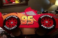 "The ""Amazing"" Lightning McQueen Costume: 5 Steps (with Pictures)"