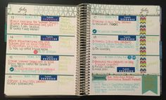 #TeamHorizontal: Erin Condren Life Planner Review
