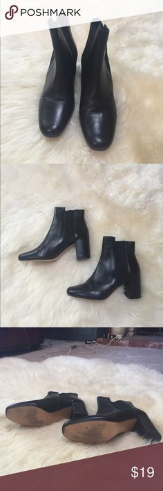 Ankle Boots Vegan