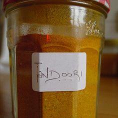 Tandoori-Gewürzmischung