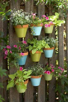 Hangende potten