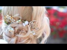 Prom Dolce & Gabbana Hair::{DIY Runway}  Not as complicated as it looks--love this girl!