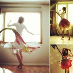 Flower Ballerinas