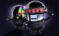 Minions Daft Punk