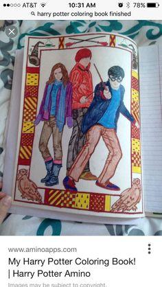 Pin By Yana Pshevoznitskaya On Coloring Book Harry Potter