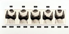 Lorna Simpson, Five Day Forecast, 1998