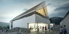Galería de Primer Lugar en Concurso Casa de la Cultura de Nuevo Gramalote / Colombia - 1