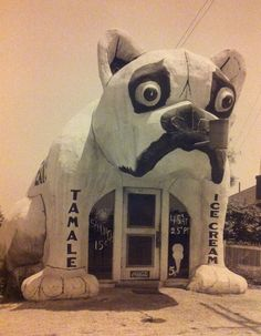 let's go to the pipe smokin dog cafe in CA ~ in the 1930s.