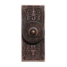 Osric Brass Doorbell