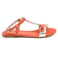 V 1969 Italia Womens Flat Sandal Leather Heels, Calf Leather, Suede Leather, Water Shoes, Flat Sandals, Womens Flats, High Boots, Versace, Shoes Sandals