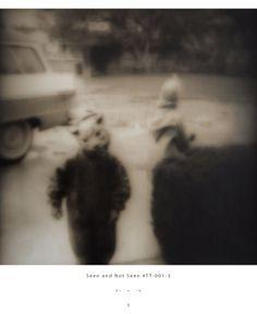 """Ken Rosenthal_Seen and Not Seen #TT-001-3. Silver gelatin print. 16""""x20"""". Ed. of 25"""