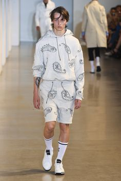 Wooyoungmi Spring 2018 Menswear Fashion Show Collection