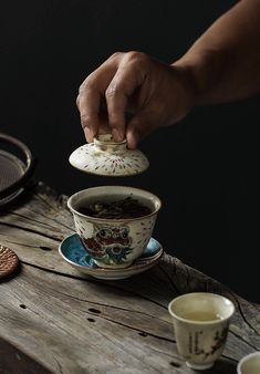 Money Penny, Chinese Tea, Best Tea, Guanyin, Tea Service, Chinese Culture, Yummy Yummy, Healthy Lifestyle, Tea Cups