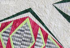 Empire Place in Tonga Batiks - Sassafras Lane Designs Quilt Corners, Tonga, Machine Quilting, Hand Embroidery, Empire, Quilts, Orange, Patterns, Studio