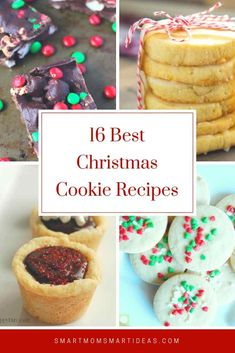 Enjoy these 16 best Christmas cookie recipes. Classics recipes and favorites cookie recipes. Find your favorite Christmas cookies recipes here. Best Christmas Cookie Recipe, Christmas Food Gifts, Favorite Cookie Recipe, Xmas Food, Christmas Desserts, Christmas Baking, Christmas Neighbor, Neighbor Gifts, Holiday Baking