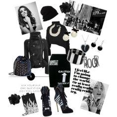 I´m feeling good - Cítím se dobře - styling - městský outfit převážně v černé. Jenny Brown, Alexander Mcqueen Clothing, Ann Demeulemeester, Sweater Shirt, Bling Jewelry, Summer Shoes, Dsquared2, Moschino, Feel Good