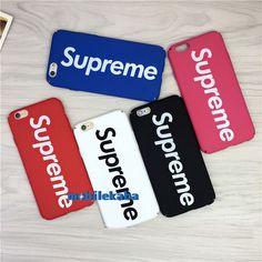 supreme シュプリーム iPhone7/8ケース